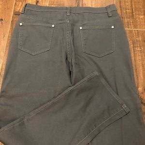Venus Gray Skinny Jeans